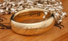"The One Ring | Community Post: 16 Perfect Gifts Every Fan Of ""The Hobbit"" Should Own"