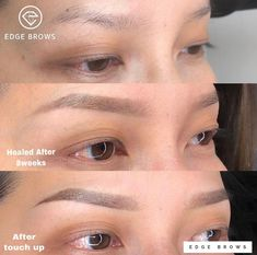Is Microshading Worth the Hype? Bad Eyebrows, Blonde Eyebrows, Perfect Eyebrows, Makeup Chair, Walk To Remember, Types Of Makeup, Microblading Eyebrows, Latest Instagram, Without Makeup