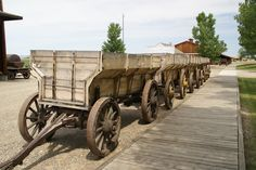 love old wagons
