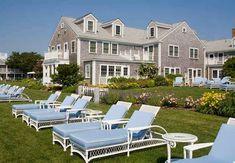 America's Best Coastal Hotels: The White Elephant on Nantucket Nantucket Style, Nantucket Island, Nantucket Cottage, White Elephant Nantucket, Nantucket Massachusetts, Romantic Weekend Getaways, Win A Trip, Just Dream, Viajes