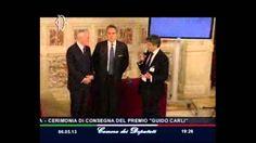 Premio Guido Carli a Gregorio Fogliani di Genova