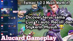 First Pick Alucard Adalah Jalan Ninjaku - Alucard Gameplay Star Citizen, Alucard Mobile Legends, Bounty Hunter