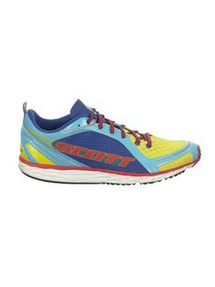 Scott Race Rocker Laufschuh Yellow / Blue - http://on-line-kaufen.de/scott/scott-race-rocker-laufschuh-yellow-blue