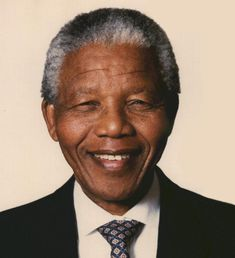 Nelson Mandela 1918-2013 A great man, a great leader, a great inspiration. You saw wrong and you were prepared to lay down your life to make it right. Thank you Mr. Mandela, the future looks brighter because you were here <3