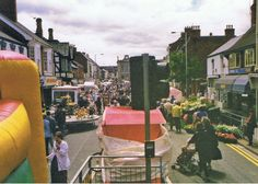 High street annual fair