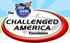 MY GYM Challenged America - a non-profit organization for physically challenged children.