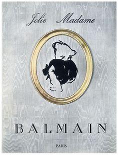 Balmain Jolie Madame (vintage perfume) | The Non-Blonde