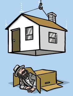 Home Free? from The New Yorker - How giving homes to the homeless saved money in Utah. More info on a great program!
