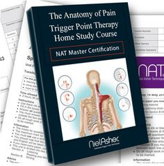 Anatomy of Pain - Trigger Point Therapy Master Certification Course