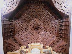 Artesonado del Altar Mayor