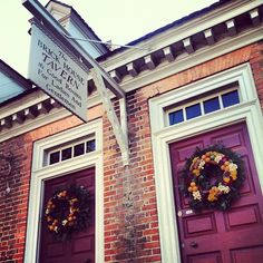 The Brick House Tavern by ktbroho via Instagram. #HistoricHoliday