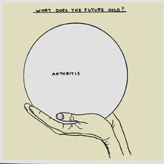 Arthritis Card X David Shrigley