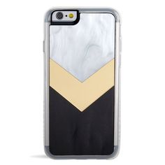 It's all in the details with our 'Strut' iPhone case. With a sturdy back and durable flexible rubber rim, this pearlescent-inlaid case protects all sides of your phone. The sleek, multi-colored case f