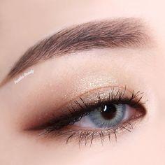 asian makeup – Hair and beauty tips, tricks and tutorials Makeup Trends, Makeup Inspo, Makeup Art, Makeup Inspiration, Beauty Makeup, Hair Makeup, Korean Makeup Look, Korean Makeup Tips, Asian Eye Makeup