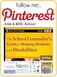 Click here for OREDS Kids & EDS: School