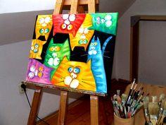 DIANA ART - KOTY KOTKI KOTECZKI - ZWIERZĘTA (6174764092) - Allegro.pl - Więcej niż aukcje.