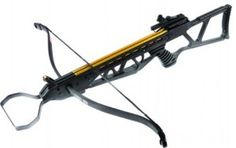 Stealth Fibreglass Stock Crossbow 120lb draw weight A commando style crossbow with fibreglass prod This leisure bow is accurate up to 30yds and is