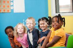 Preschool Daycare Royalty Free Stock Photo