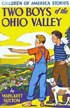 book cover Children of America Children Of America, Children's Books, Comic Books, Ohio, Public Domain, Handmade Toys, Boys, Comics, Vintage