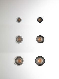 The Void interior ceiling down-lights by Astro Lighting.