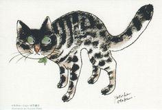 猫 illustration - Buscar con Google