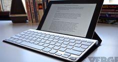 APPLE iPad keyboard The best iPad keyboard http://www.comparestoreprices.co.uk/gadgets/apple-ipad-keyboard.asp