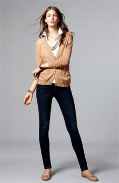 perfect fall work outfit #Nordstrom
