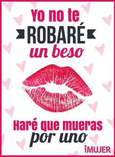 Amor y besos, mas besos menos bla bla