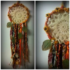 Love Chakra Boho Hippie Angel Healing Spiritual Native American Dream Catcher on Etsy, $31.75