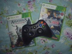 Xbox & Assassin's creed 3 <3