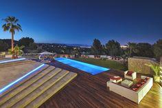 Luxurious design-led villa in Son Vida, Palma, Mallorca