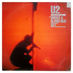#u2 #under a #blood #red #sky - #vinil #vinilrecords #music #rock