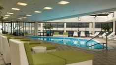 Doubletree By Hilton Hotel Nashville Downtown, Tn - Indoor Pool