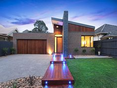 Small contemporary home near Melbourne, Australia
