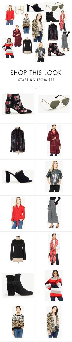 """""""Ann Taylor Holiday Gift Guide"""" by suzanne-smith-i on Polyvore featuring Ann Taylor, LOFT, giftguide and holiday"""