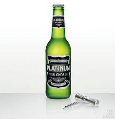 """""""Muito muito loira"""" by Platinum Blonde Beer"""