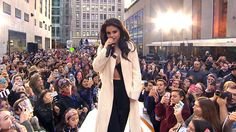 'Good for You'! Selena Gomez kicks off our Citi Concert Series