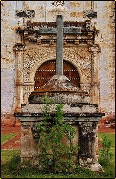 "Ex Convento Franciscano ""San Martín Obispo de Tours""Huaquechula,Estado de Puebla,México"