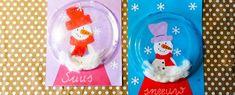 Winter Crafts For Kids, Kids Crafts, Art, Winter, Art Background, Kunst, Performing Arts