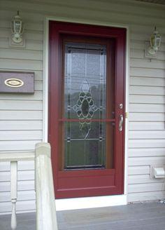 New Entry Doors and Storm Doors