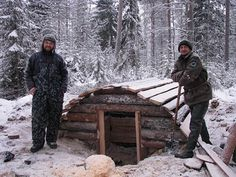 Build Your Own Emergency Shelter   Bushcraft Survival Skills: A Great Mindset for Resourcefulness and Preparation
