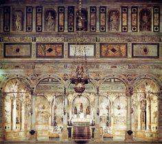 Arca del santo 02 - Basilique Saint-Antoine (Padoue) — Wikipédia