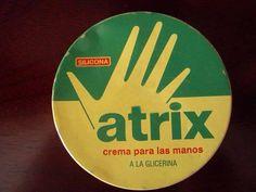 Atrix, crema de manos