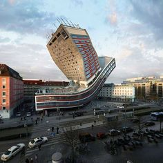 Surreal Architectural Illustrations By Victor Enrich Tango - City portraits surreal architecture photos by victor enrich