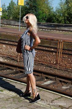 Babooshka Style - Blog modowy: Nietrafiona sukienka