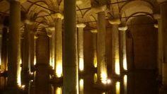 The Basilica Cisterns, İstanbul.