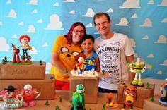 Decoração Toy Story, aniversario do Padawan | Nerd Da Hora