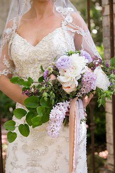 wedding inspiration, lilac wedding, styled shoot