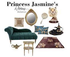 Princess Jasmine's room