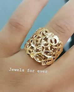 Jewellery, Jewels, Instagram, Floral, Rings, Inspiration, Beautiful, Vintage Diamond, Gold Jewelry
